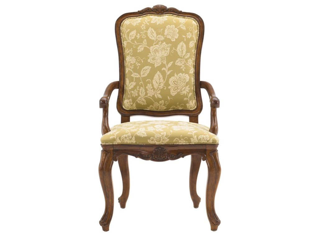 The Upholstered Royal Arm Chair