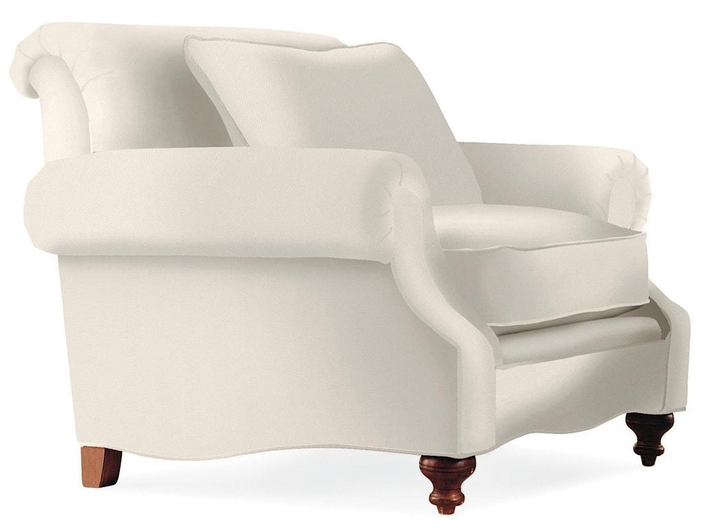 Drexel Drexel Heritage UpholsteryKerry Chair