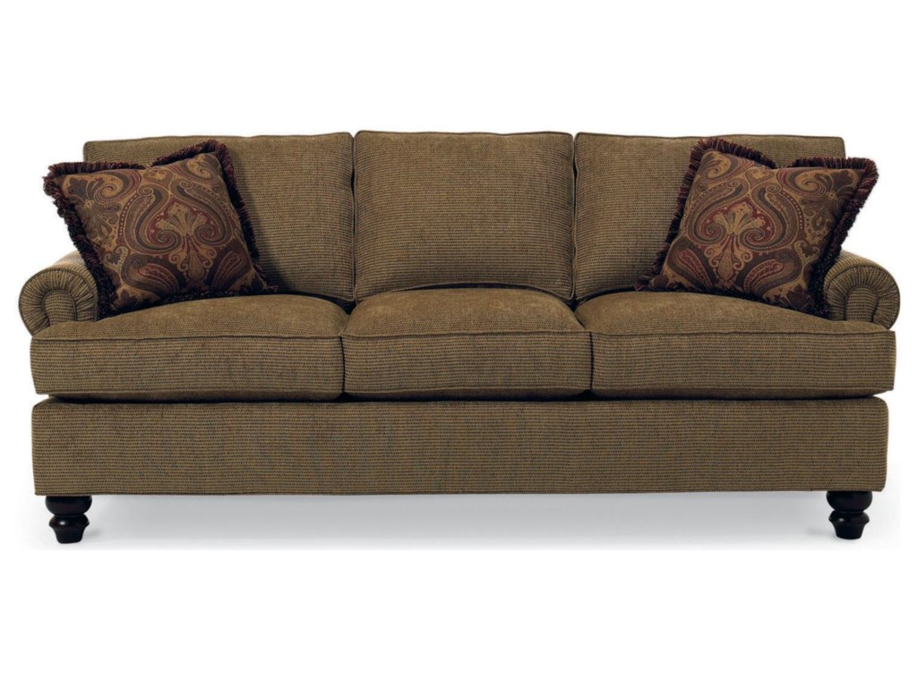 Drexel Drexel Heritage Upholstery Holloway Stationary Sofa ...