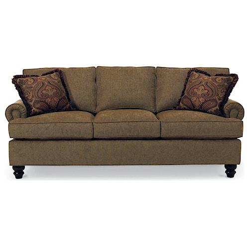 Drexel Heritage Upholstery Holloway Stationary Sofa