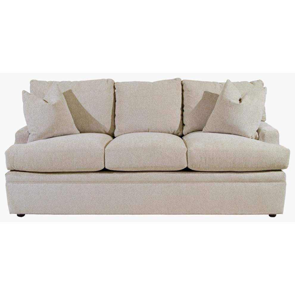 Ordinaire Drexel Drexel Heritage Upholstery Holloway Stationary Sofa