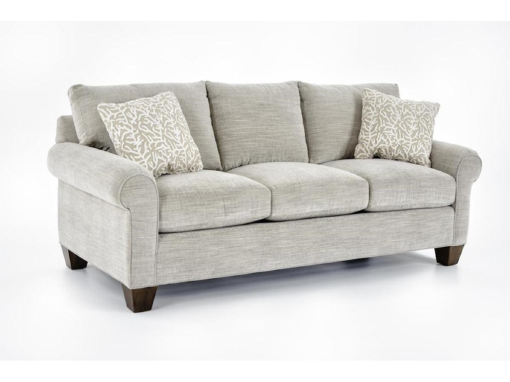Drexel Heritage Sofas Drexel Heritage Upholstery D63 S