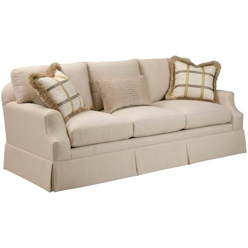Drexel Heritage Upholstery Conway Stationary Sofa