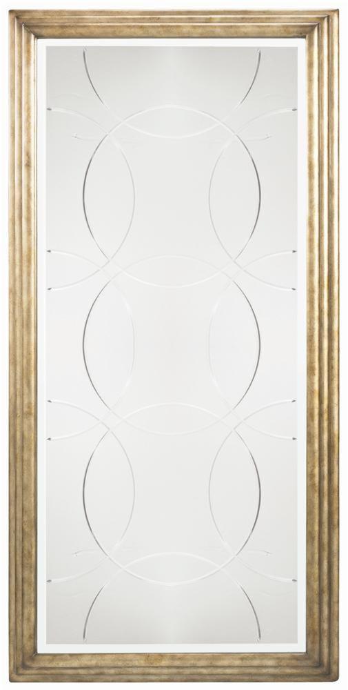 Drexel Et Cetera Parisian Floor Mirror Design Interiors