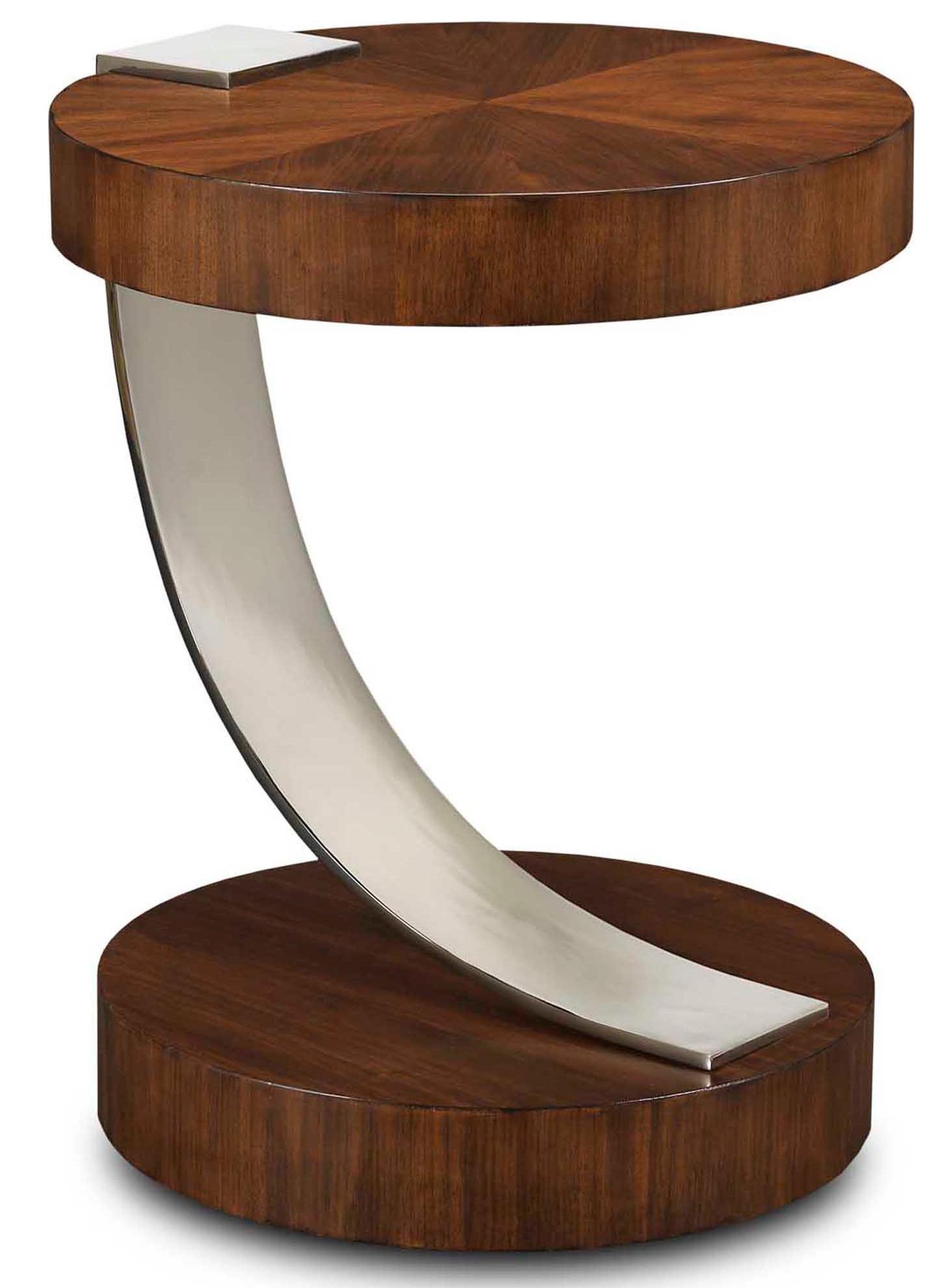 Drexel Giasana Inversion Chair Side Table