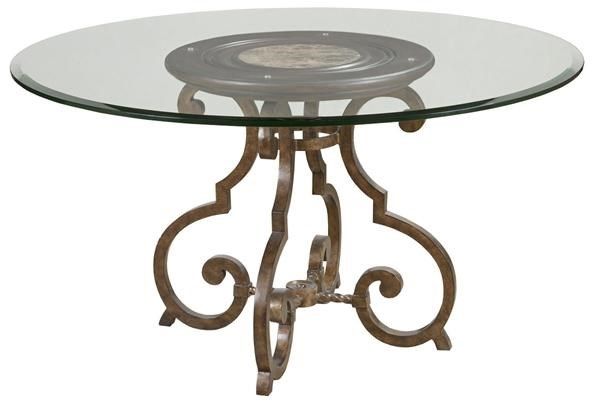 Drexel Gourmet DiningNouvelle Dining Table With 54 ...