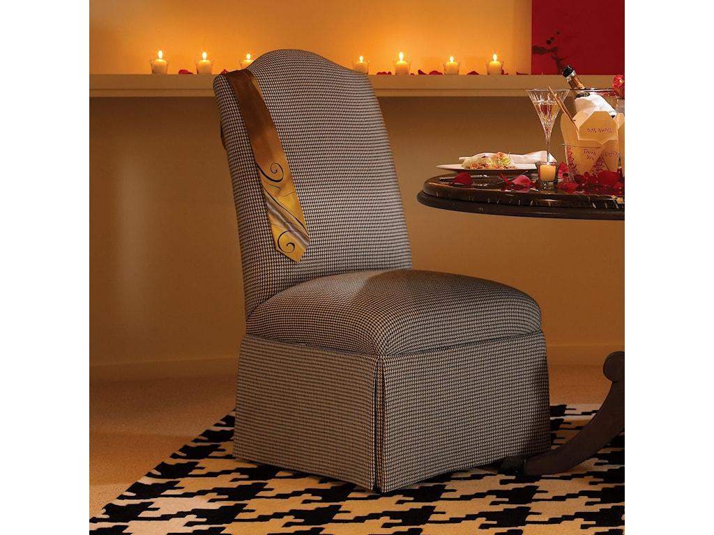 Drexel Gourmet Dining - Custom<B>Customizable</B> Elaine Chair