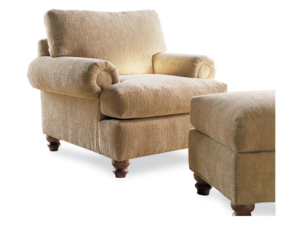 Drexel Options Upholstery Program<b>Customizable</b>McDermott Chair