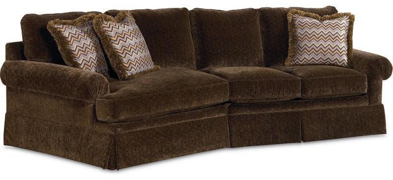 Drexel Options Upholstery Program<b>Customizable</b> Natalie Sectional