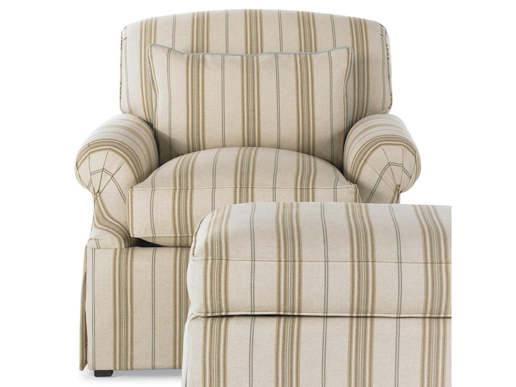 Drexel Options Upholstery ProgramMacKenzie Chair