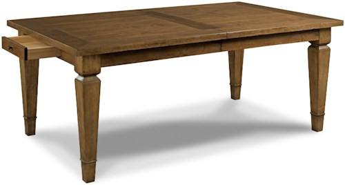 Drexel Viage  Northwest Passage Dining Table