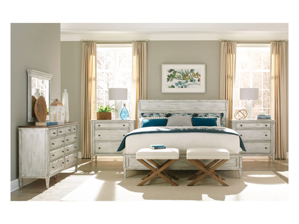 Durham  EscarpmentQueen Bedroom Group
