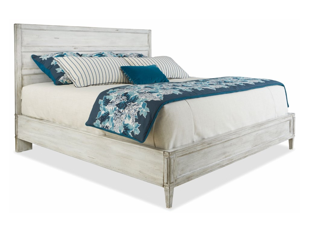 Durham  EscarpmentQueen Panel Bed