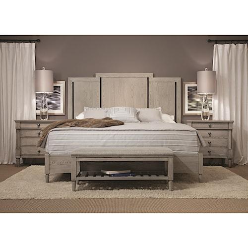Durham Blairhampton Queen Bedroom Group