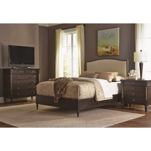 Durham Blairhampton Queen Bedroom Group