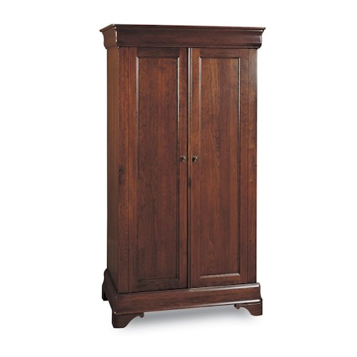 Durham Chateau Fontaine Bedroom Armoire