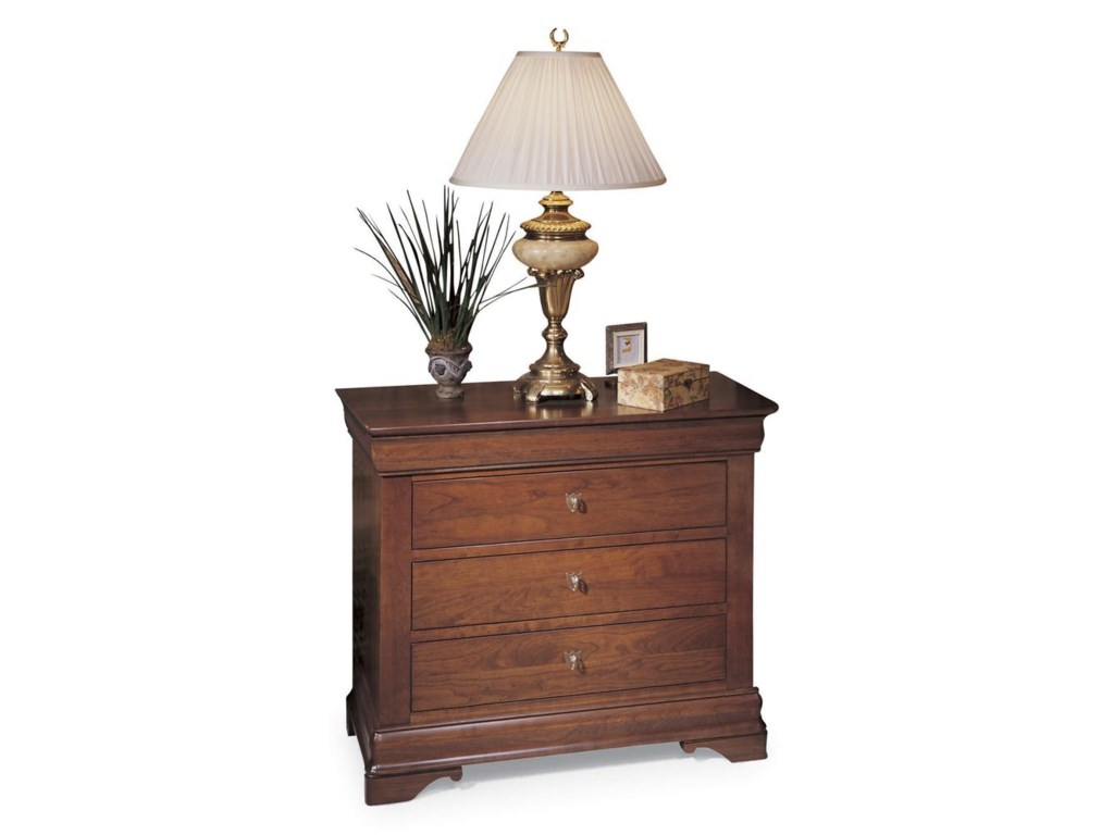 Durham Chateau FontaineBedside Chest