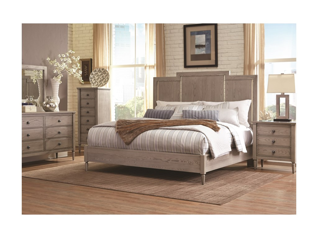 Durham Dunns ValleyKing Bedroom Group