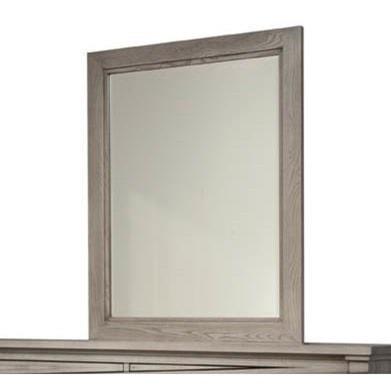 Durham Dunns Valley Vertical Frame Mirror