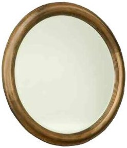 Durham Hudson Falls  Creative Round Mirror for Bedroom Wall Use