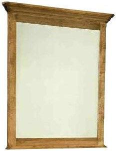 Durham Hudson Falls  Rustic Vertical Mirror for Dressing Chest Use