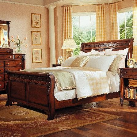 Durham Mount Vernon Master Sleigh Bed Stuckey Furniture Sleigh Bed Interesting Bedroom Furniture Durham