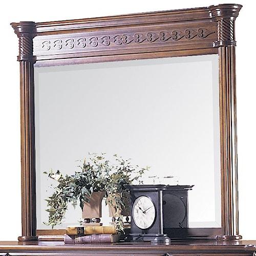 Durham Mount Vernon Landscape Mirror