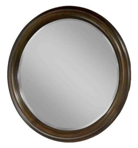 Durham Parkwood Round Mirror