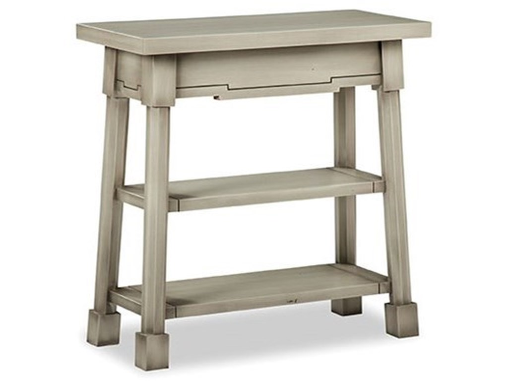 Durham Solid Accents - Classic FoundryRectangular End Table