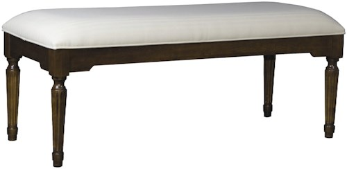 Durham Solid Choices Traditional Bed Bench for Elegant Home Accent