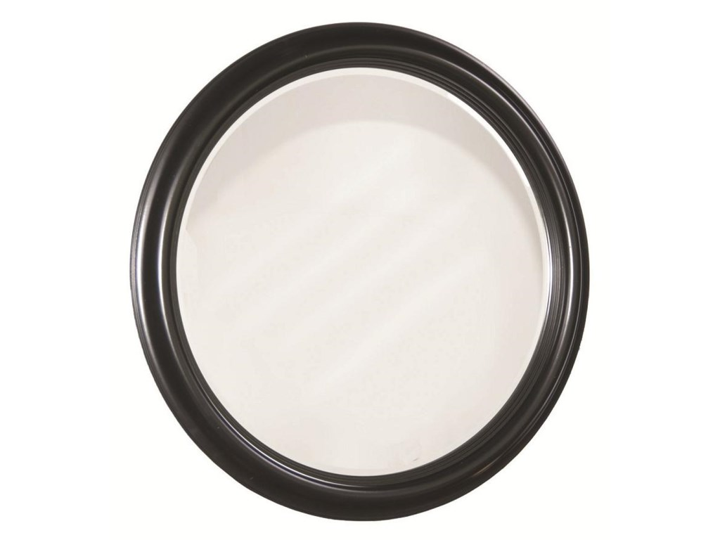 Durham Solid ChoicesRound Mirror