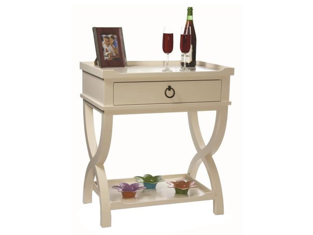 Durham Solid ChoicesDesserte Night Table