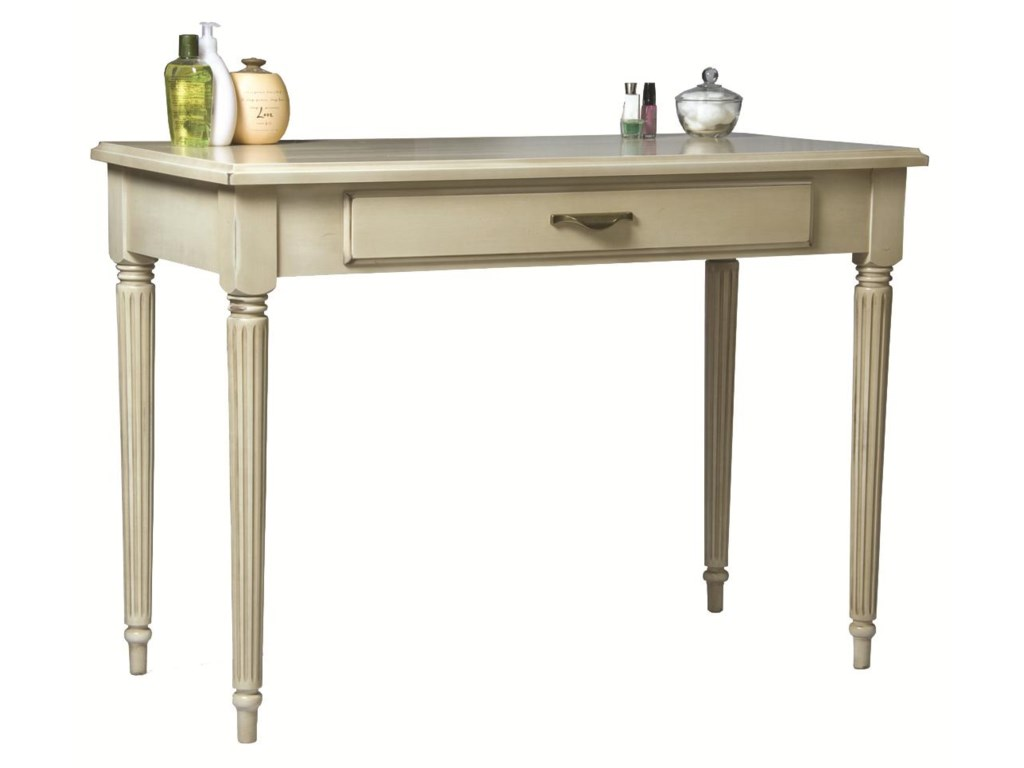 Traditional Writing Table Durham Solid Choices42