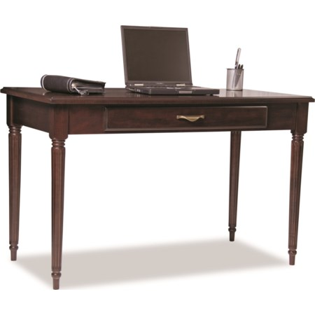 "48"" Traditional Writing Table/Desk"