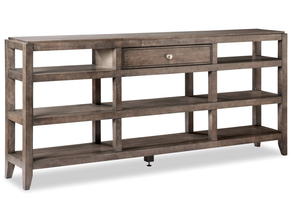 Durham Solid ChoicesCustomizable Open Console Cabinet