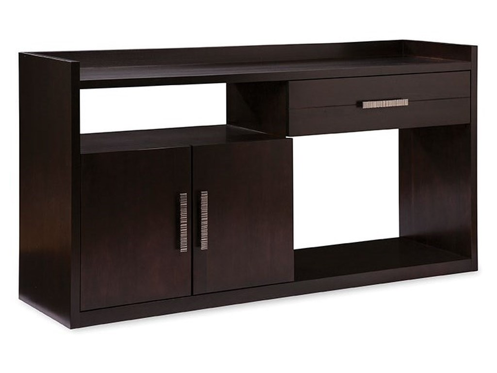 Durham Solid ChoicesCustomizable Console Cabinet