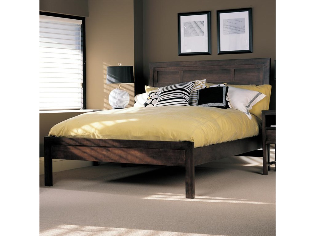 Durham Soma Queen Panel Bed