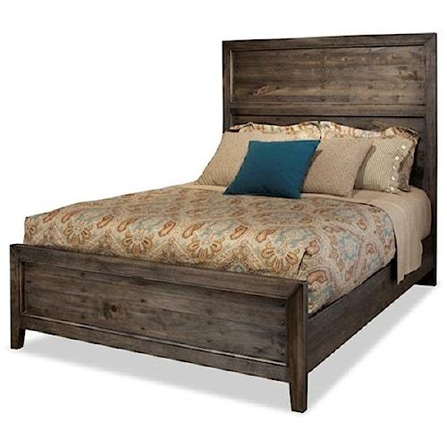 Durham The Distillery Queen Panel Bed