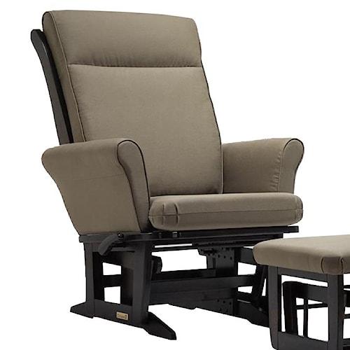 Dutalier 8321 Casual Glider Recliner for Living Room Comfort