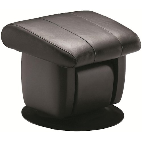 Dutalier Dallas Casual Glider Ottoman for Gliding Chair