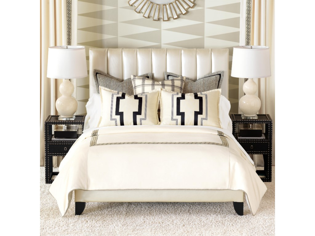 Eastern Accents AbernathyTwin Button-Tufted Comforter