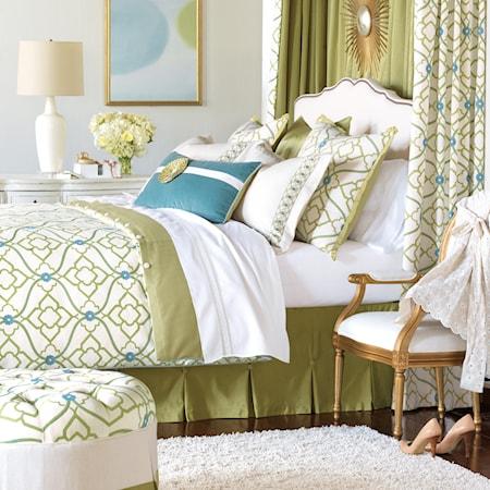 Queen Bedset