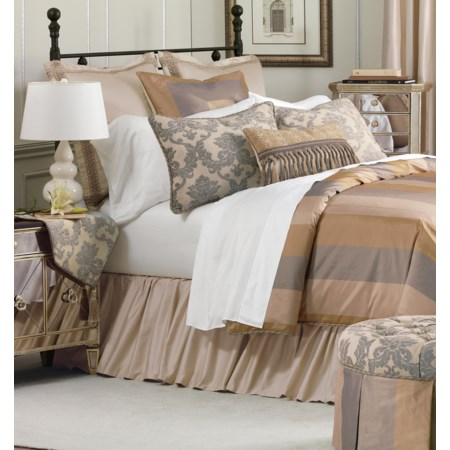 Queen Hand-Tacked Comforter