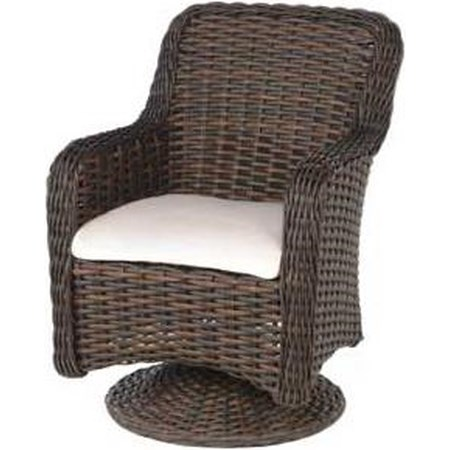 Dining Swivel Rocker Chair