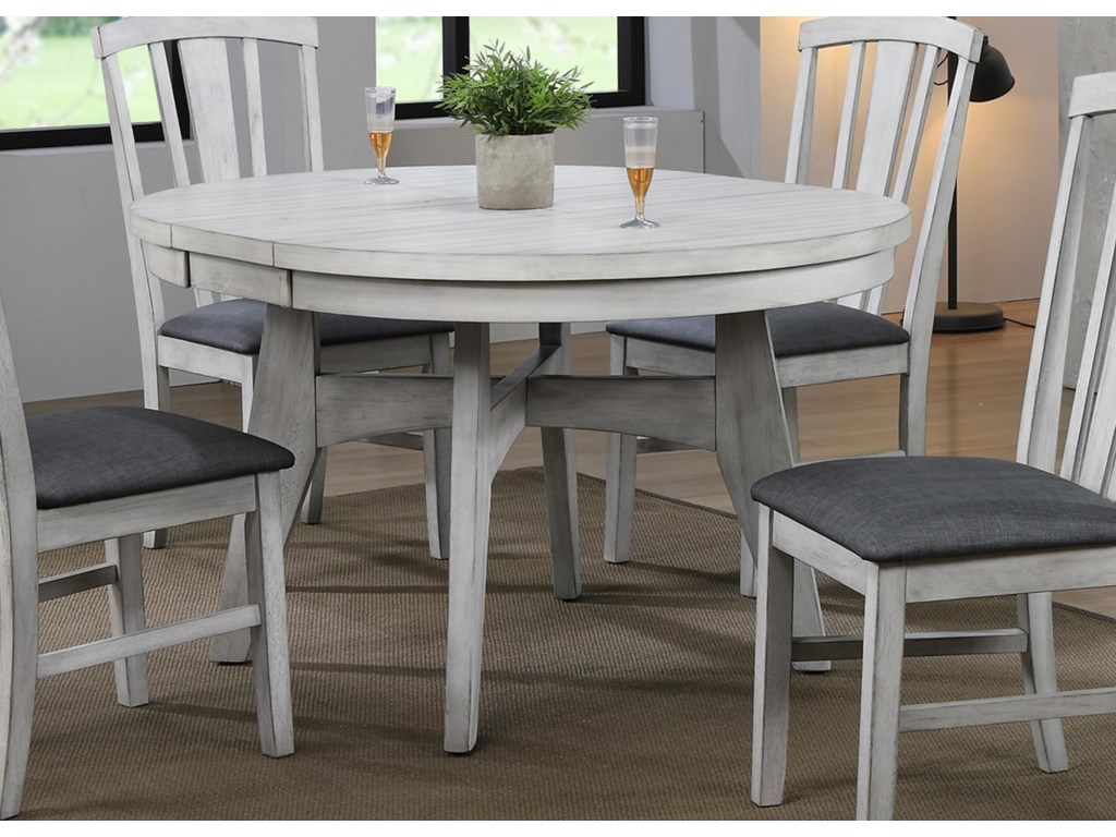 E.C.I. Furniture Summer WindsRound Dining Table