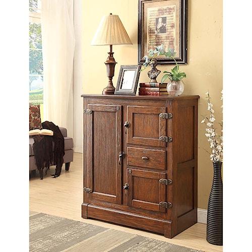 E.C.I. Furniture Spirit - 0506 Spirit Bar Cabinet