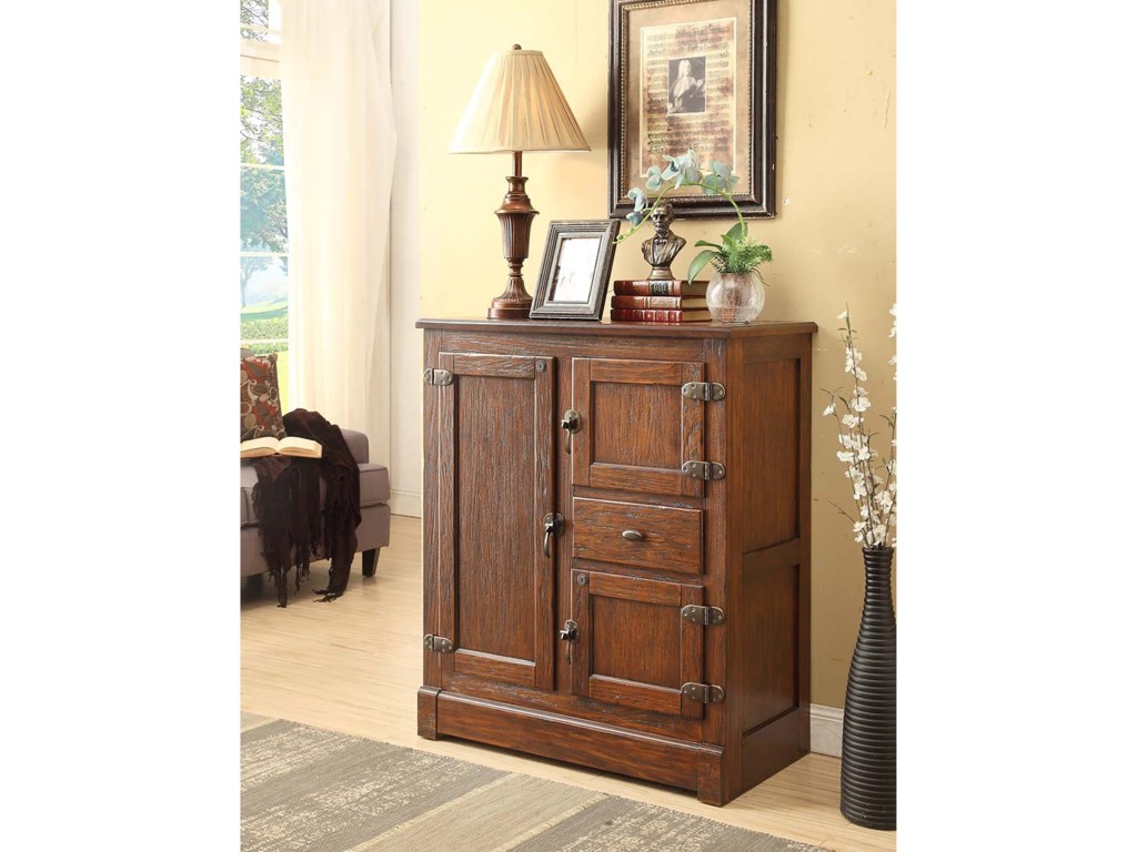 E.C.I. Furniture Spirit - 0506Spirit Cabinet