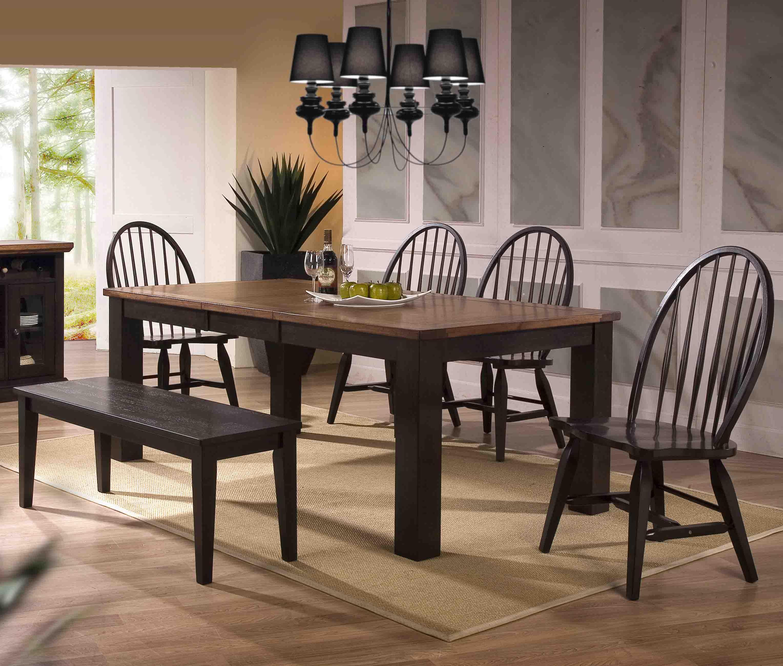 E.C.I. Furniture AcaciaTable And Chair Set