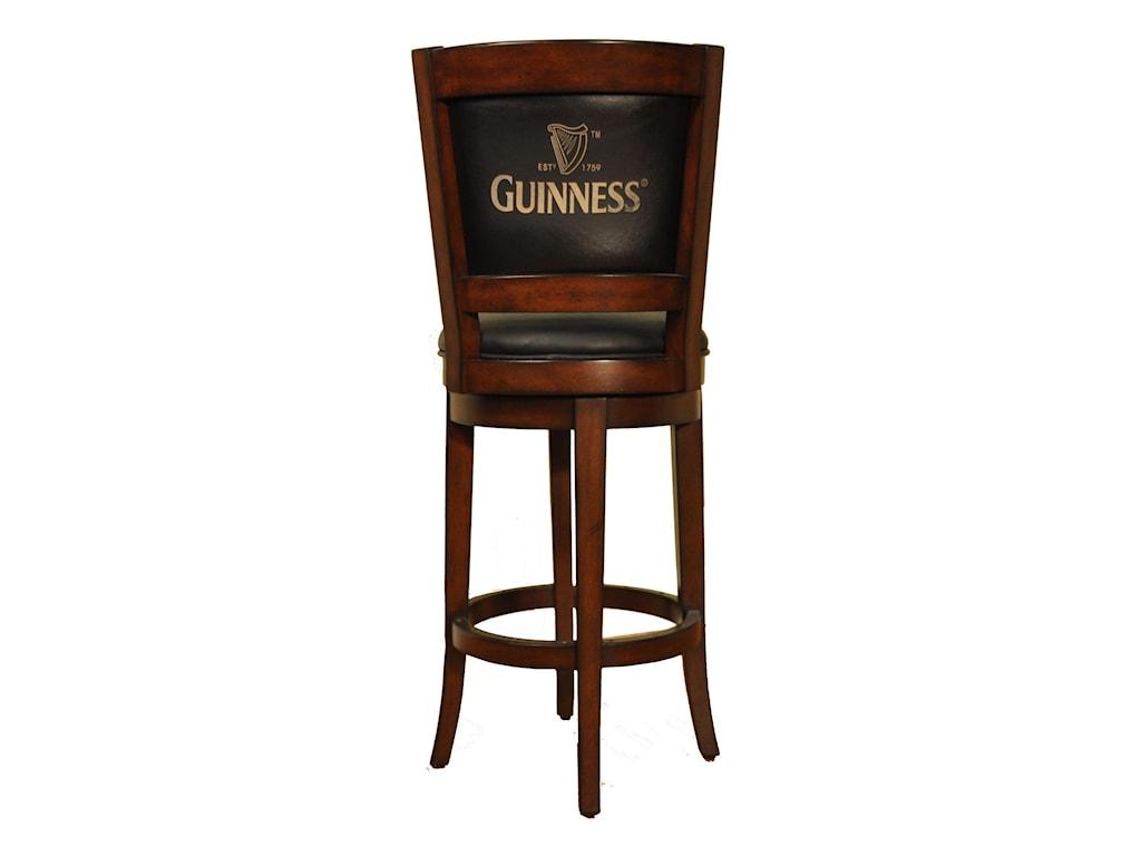 E C I Furniture Bar Stoolsswivel Stool