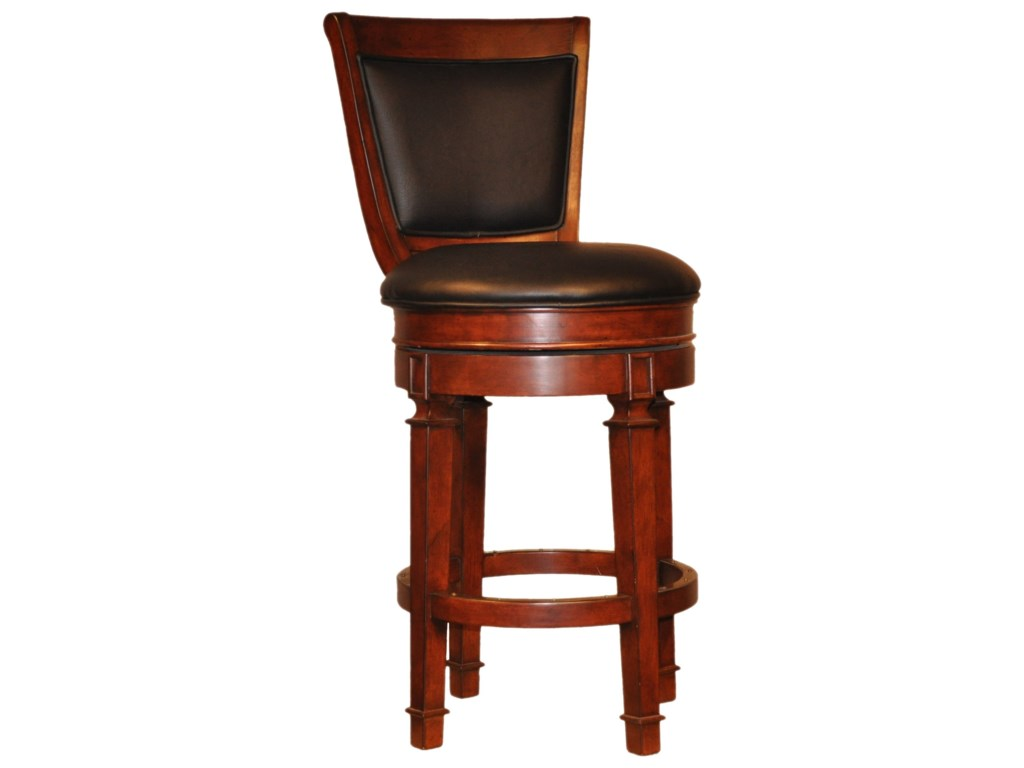 E.C.I. Furniture Belvedere-0411Complete Bar and Stool Set